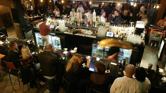 Pittsburgh leads the nation in bars per resident (about 12 for every 10,000 people), according to a business data collection company.