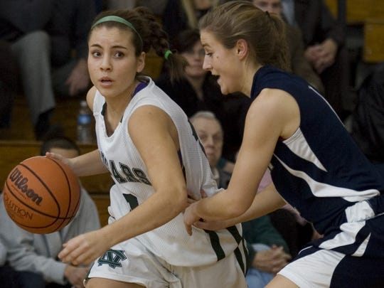 Colts Neck's Lauren Clarke helped the Cougars win a