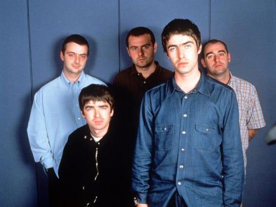 British band OASIS