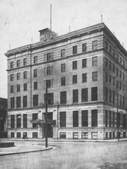 A second YMCA, designed by architects at Shopbell and