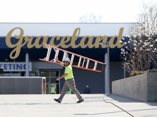 Gracelands Massive 137 Million Expansion To Open Thursday