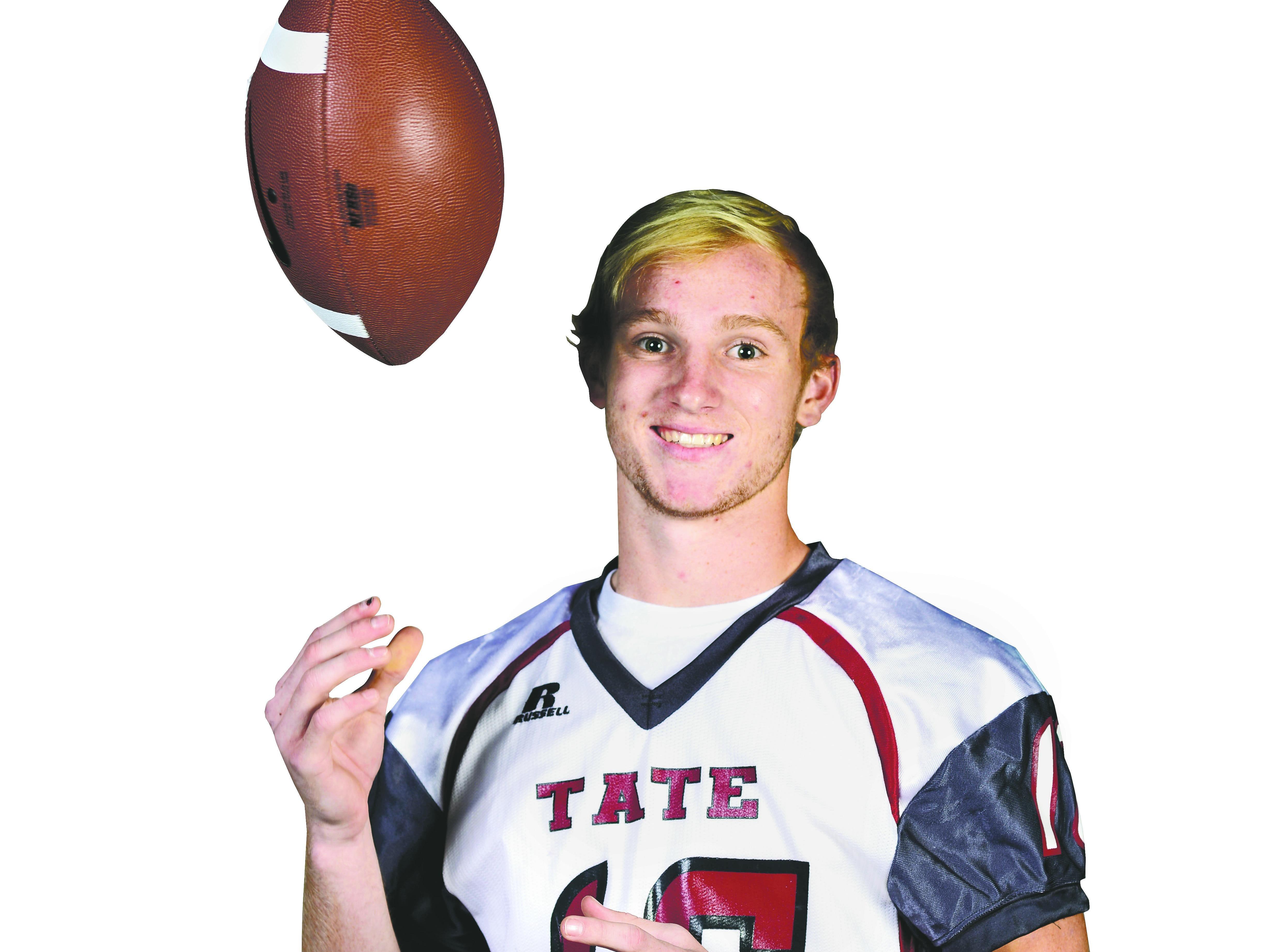 Jake Henry, Tate High School