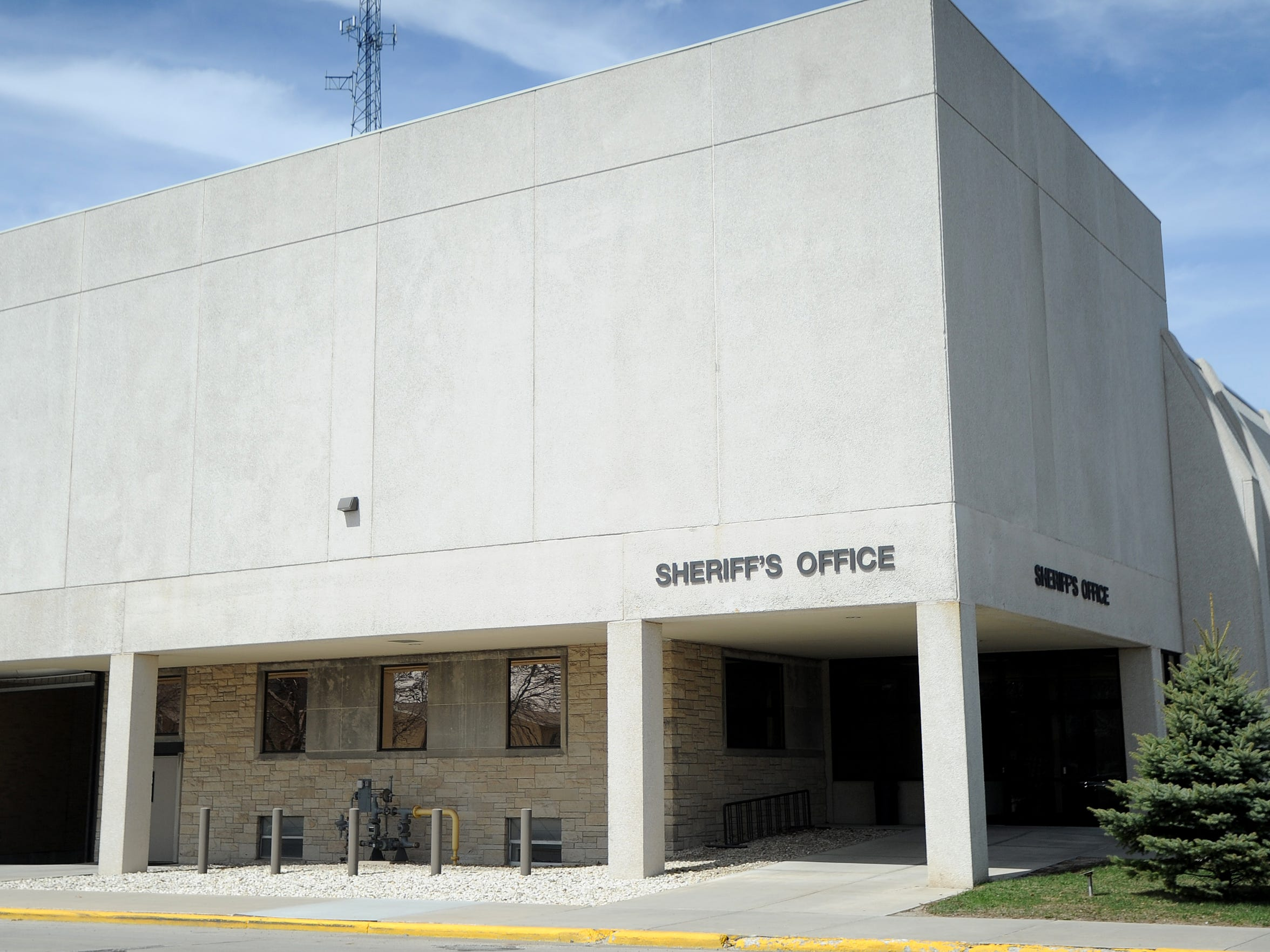 Officials at the Fond du Lac County Sheriff's Office