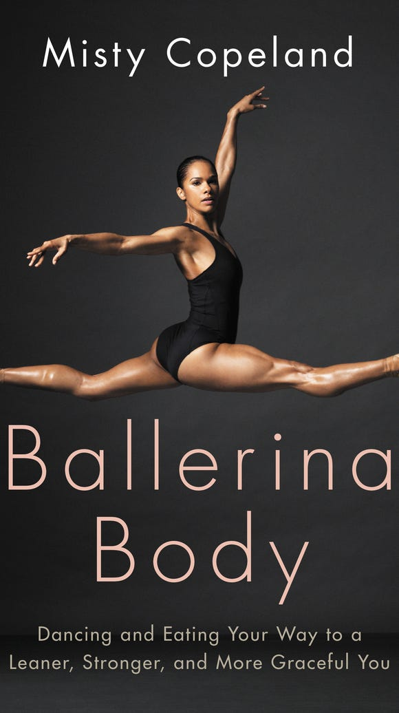 'Ballerina Body' by Misty Copeland