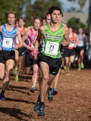 Grant Fisher won the Foot Locker national cross country