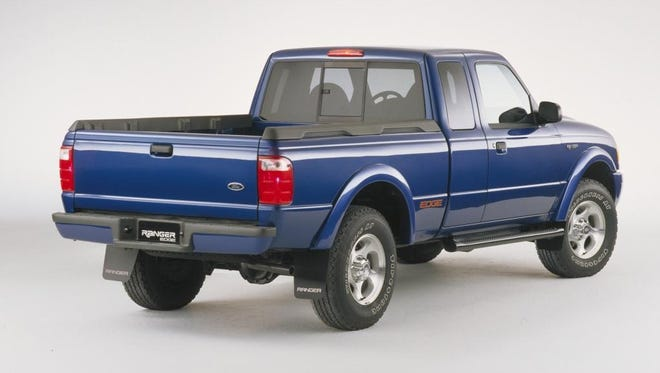 Ford and Mazda are recalling more than 380,000 older small pickup trucks for a second time to replace Takata air bag inflators that can explode and hurl shrapnel. The recalls cover driver and passenger inflators in certain 2004 to 2006 Ford Ranger and Mazda B-Series trucks made by Ford.