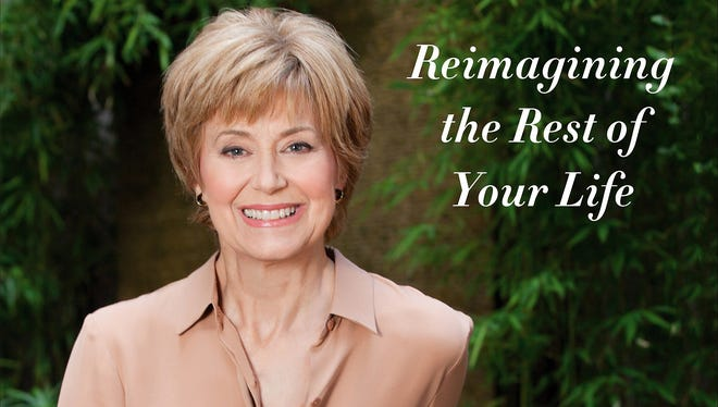 """""""Your Life Calling"""" by Jane Pauley (Simon & Schuster, 253 pages, $26.00)"""