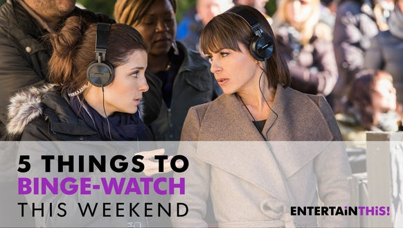 You need to be watching 'UnREAL.'