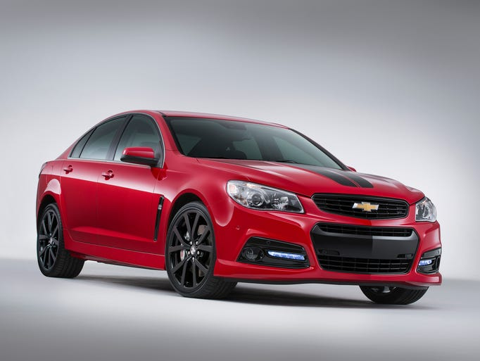General Motors Co.'s Chevrolet brand will showcase