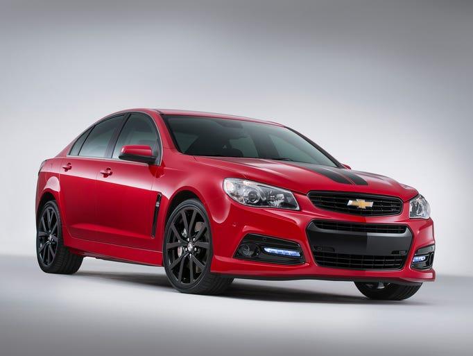 General Motors Co.'s Chevrolet brand will showcase