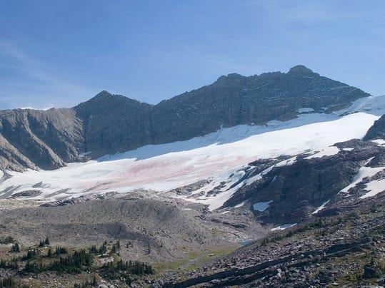 1 glacier