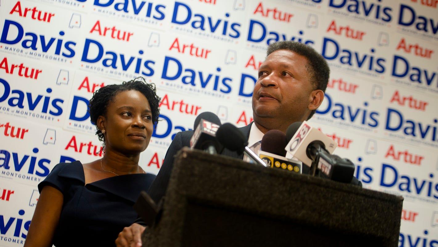 Artur Davis seeks restraining order for Democrats