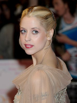 Peaches Geldof, shown in 2011, died on April 7.  A British coroner will open an inquest this week into her death.