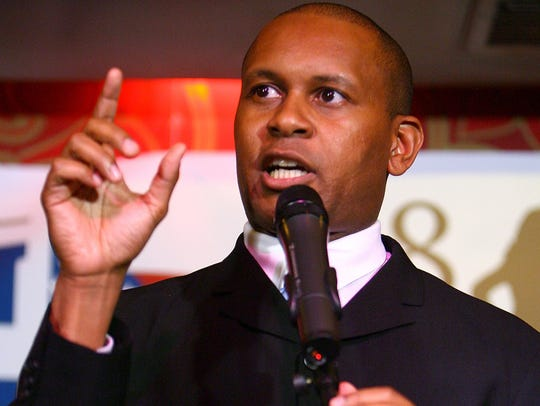 Writer/activist Kevin Powell