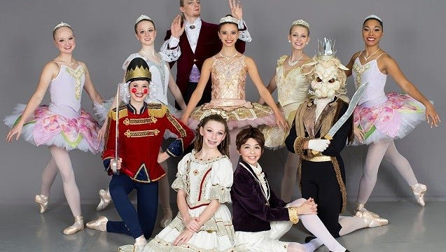 Nutcracker comes to Michigan State University's Broad Art Museum on Sunday, Dec. 17. at 3 p.m.