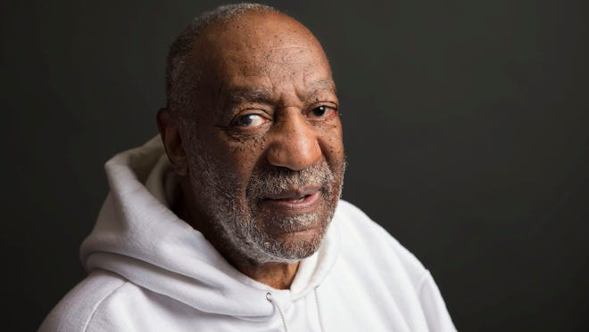 FILE - In this Nov. 18, 2013 file photo, actor-comedian Bill Cosby poses for a portrait in New York. NBC announced Wednesday, Nov. 19, that it has canceled plans for a family comedy starring Bill Cosby.  (Photo by Victoria Will/Invision/AP, File)
