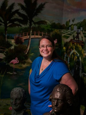 Shalla Ashworth is the executive director of the Cape Coral Historical Museum.