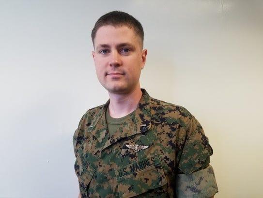 First Lt. Samuel D. Phillips, 27, of Pinehurst, N.C.