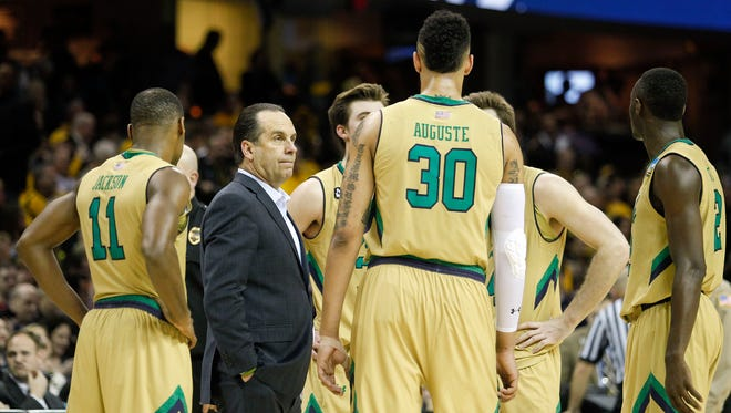 Notre Dame will be going for its first Final Four trip since 1978 when it plays Kentucky on Saturday.