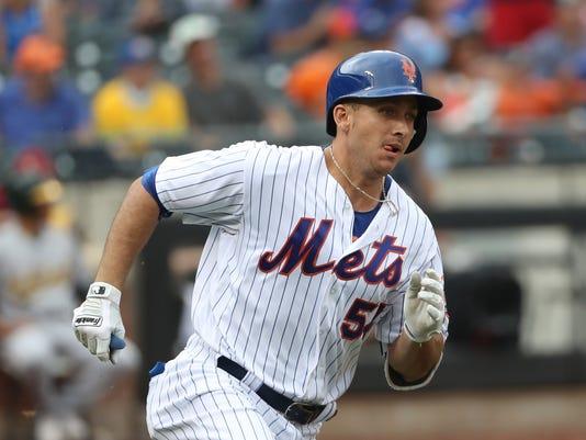 MLB: Oakland Athletics at New York Mets