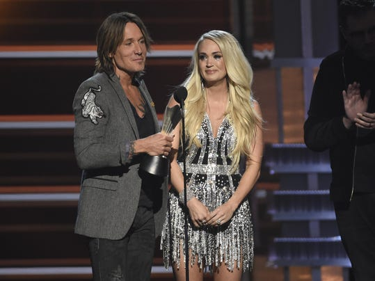 Keith Urban,Carrie Underwood