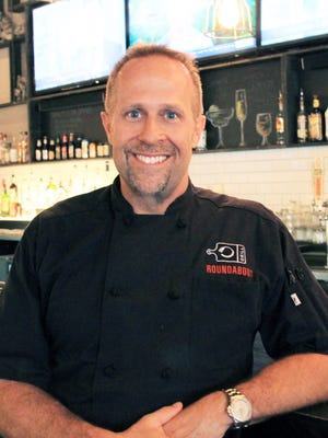 Reno chef Colin Smith of Roundabout Grill in Whitney Peak Hotel and Roundabout Catering & Party Rentals competed on an episode of 'Beat Bobby Flay' on the Food Network.