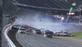 Austin Dillon's car crashes at the 2015 Coke Zero 400
