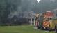 Massive fire destroys home in Sedgefield neighborhood