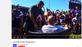 A YouTube video shows a mass baptism at Villa Rica