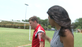 Girl's Head Soccer Coach at Bishop Snyder H.S. speaks