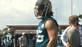 Jared Odrick waits on more reps during training camp.