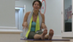 A yoga instructor since 2002, Cook insists it's not