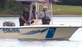 Police patrol Lake Norman over the weekend.