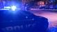 Police investigate a scene in DeKalb where three adults