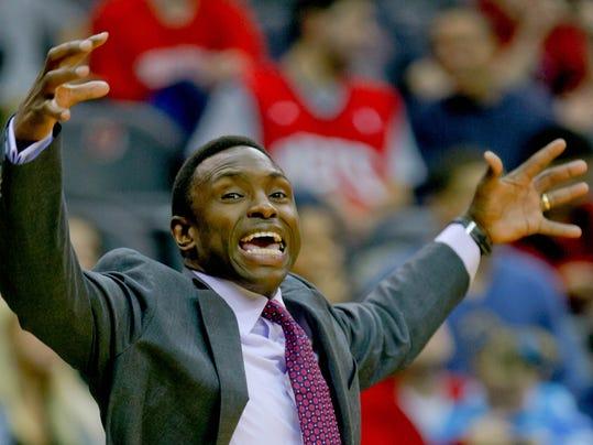 NBA: Atlanta Hawks at New Jersey Nets