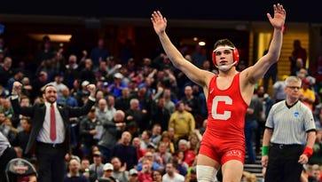 Hilton grad Yianni Diakomihalis wins NCAA Division I wrestling championship for Cornell
