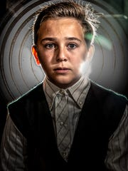 "Andrew Ramos plays 11-year-old Christopher in ""Whisper"