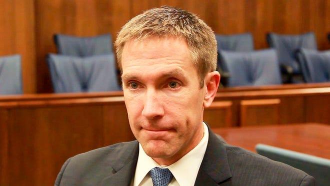 Ohio State Rep. Jim Butler