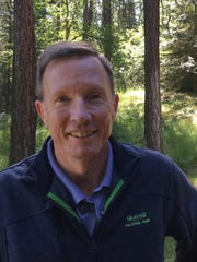 Doug Mitchell is the new executive director of the Glacier National park Conservancy.