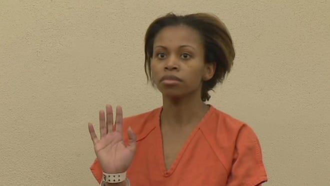Judge sets $1.2 million dollar bond for Ebony Wilkerson.