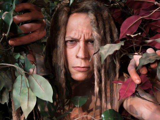 Ryan Nemanic plays the role of Tarzan in the Cascade Theatre musical.