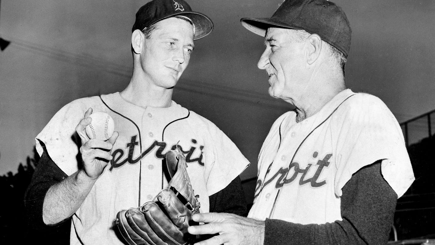 Tigers' Frank Lary, 'The Yankee Killer,' dies at 87