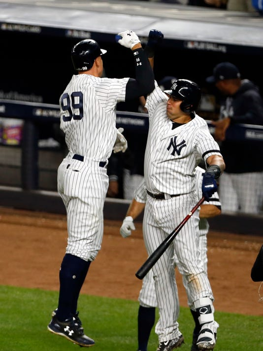 MLB: AL Wildcard-Minnesota Twins at New York Yankees