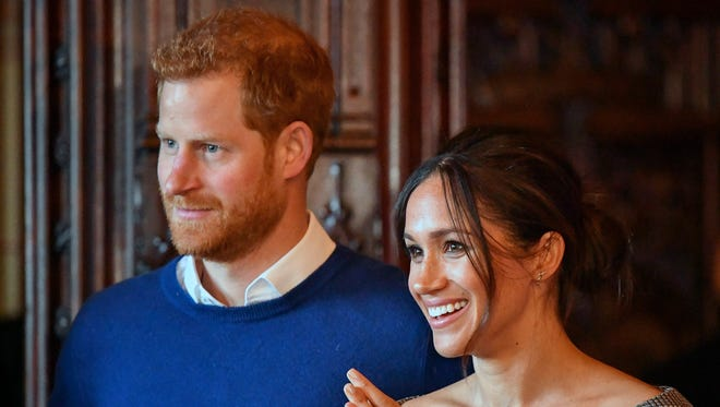 Details are being shared about the May 19 wedding of Britain's Prince Harry and Meghan Markle.