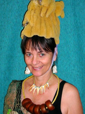 Joan Matey is the founder the Fishy Fashion festival.