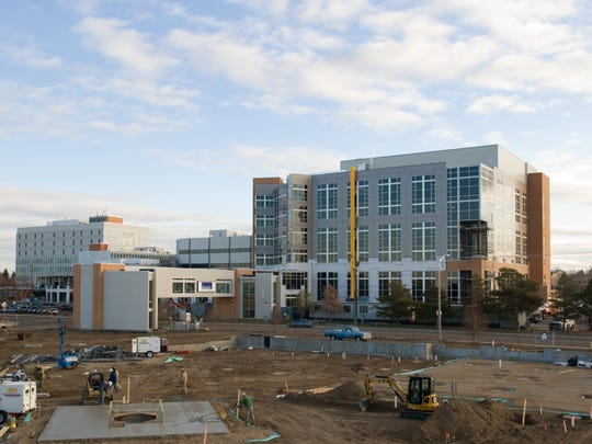 The Benefis South Tower, an $85 million project, was