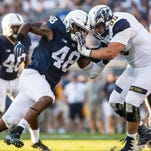 Penn State's Shareef Miller lives, plays for those who helped rescue him