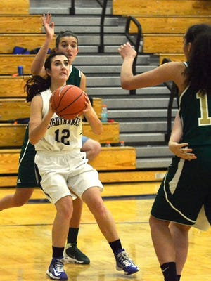 ChyAnn Campbell, here in action this season for Silver Stage High, has signed to play basketball and attend Bethany College in Kansas.