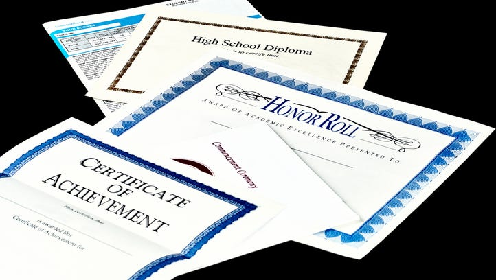 School Achievement documents