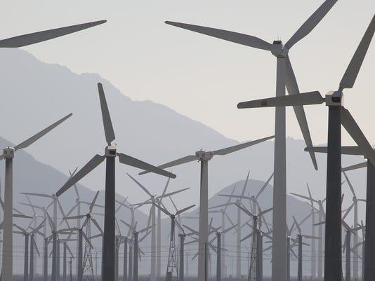 TDS Wind Farms Eagles